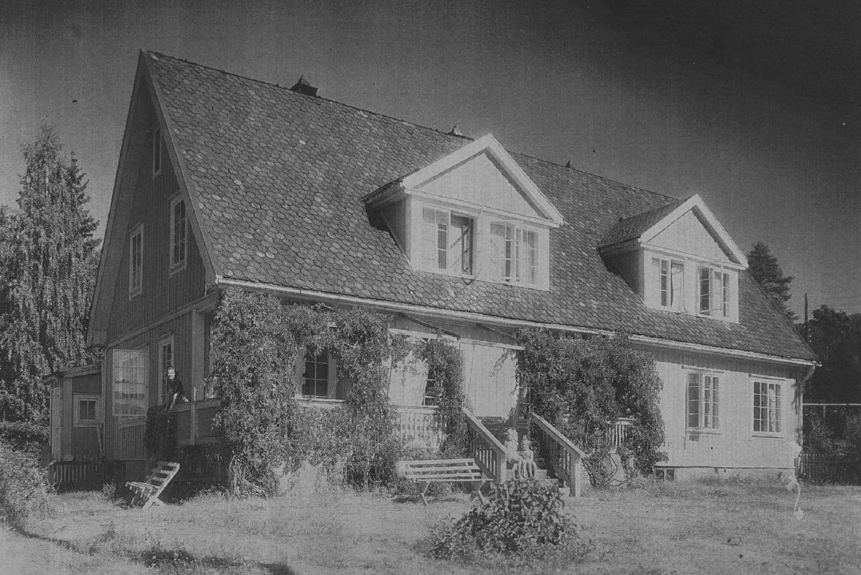 Marienhø fasade